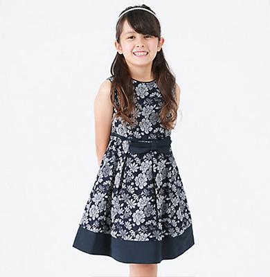 女の子の入学式スーツ・ワンピースおすすめ「コムサフィユ」021