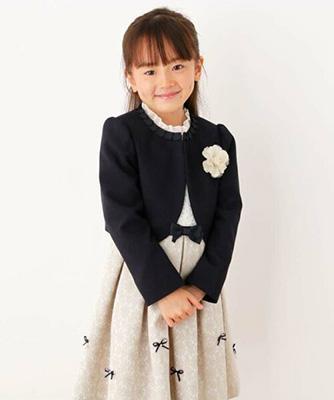 女の子の入学式スーツ・ワンピースおすすめ「ハッシュアッシュ」01