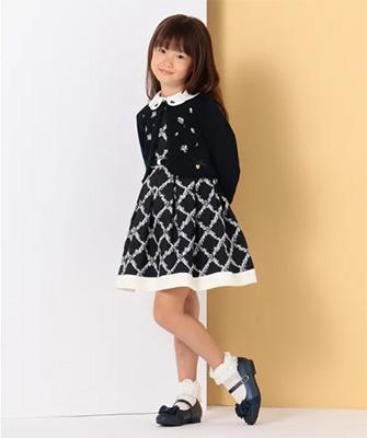 女の子の入学式スーツ・ワンピースおすすめ「組曲キッズ」