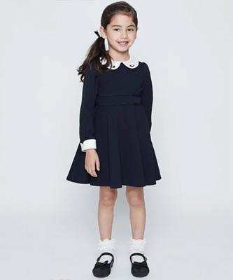 女の子の入学式スーツ・ワンピースおすすめ「組曲キッズ」3