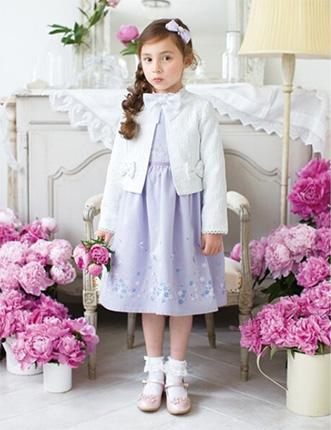 女の子の入学式スーツ・ワンピースおすすめ「メゾピアノ」01
