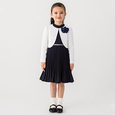 女の子の入学式スーツ・ワンピースおすすめ「プティマイン」013