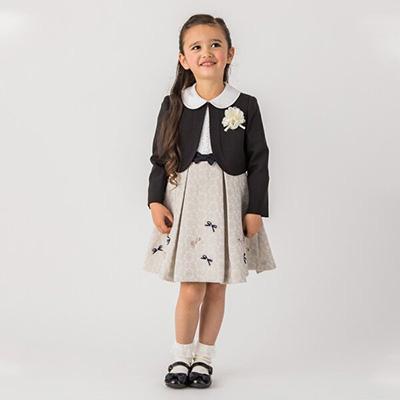 女の子の入学式スーツ・ワンピースおすすめ「プティマイン」03