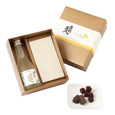 日本酒入りチョコレートおすすめ「マプリエール」