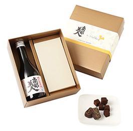 日本酒入りチョコレートおすすめ「マプリエール」02