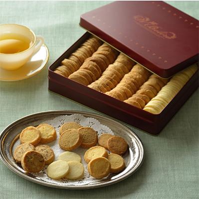 缶入りクッキーのおすすめ「ドゥブルベ・ボレロ」