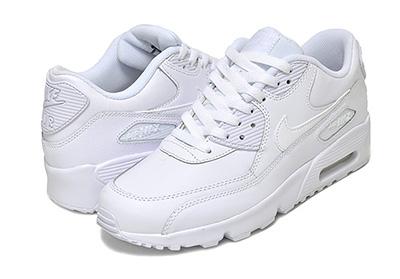白スニーカーおすすめ「ナイキエアマックス90」