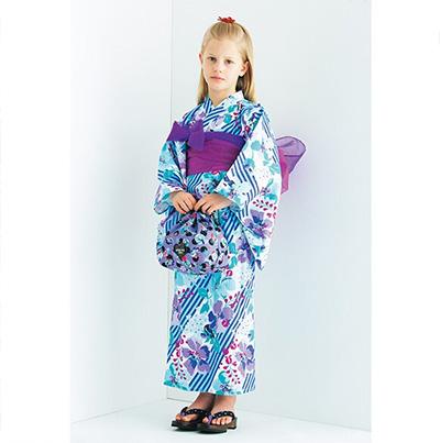 女の子の浴衣「アナスイミニ」02