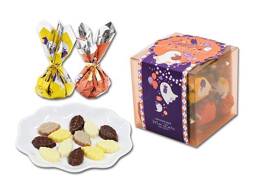 2020年ハロウィン限定パッケージのお菓子「モンロワール」