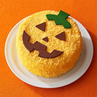 ハロウィンの限定ケーキ「ルタオ」01