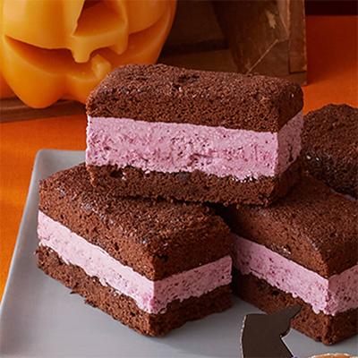 ハロウィンの限定ケーキ「ルタオハロウィンリッセ」