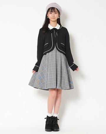 2021年「ラブトキ」卒服コーデ03