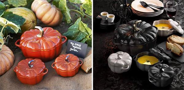 2020年ハロウィン・かぼちゃの食器「ストウブ」