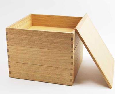 おしゃれな重箱「松屋漆器店」