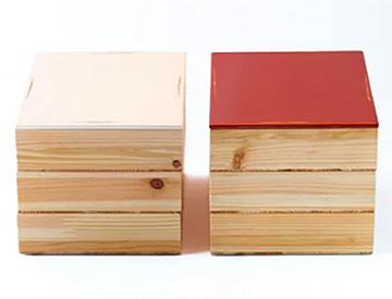 おしゃれな重箱「Njeco汎」