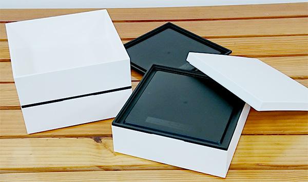 おしゃれな重箱「ホワイト重箱」