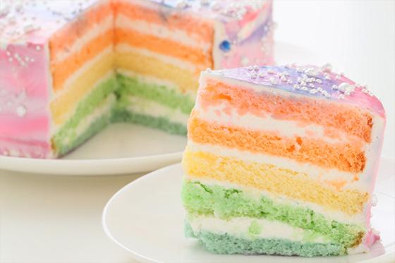 レインボーケーキの通販おすすめ「Reve」01