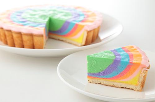 レインボーケーキの通販おすすめ「チーズケーキ」01