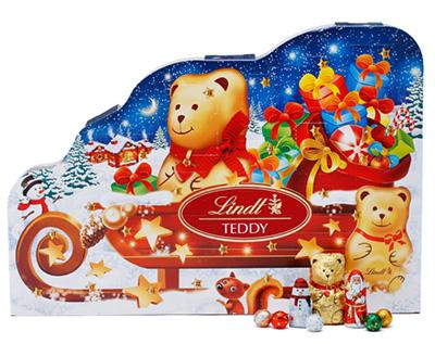 2020年クリスマスアドベントカレンダー「リンツ」02