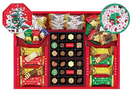 2020年クリスマス限定スイーツ「メリーチョコレート」