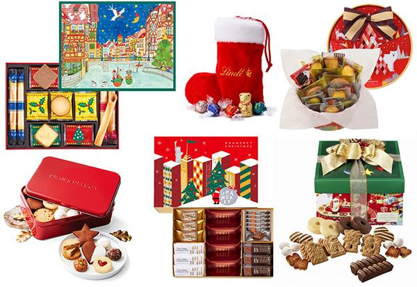2020年クリスマス限定パッケージのお菓子ギフト15選!