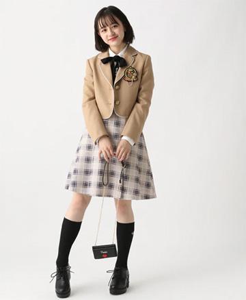 2021年「レピピ」卒服コーデ01