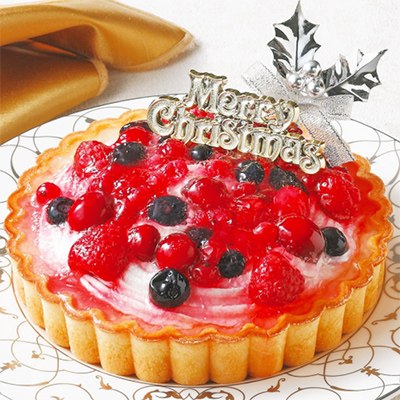 クリスマス限定チーズケーキ「アルポルト」