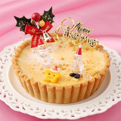 クリスマス限定チーズケーキ「十勝トテッポ工房」