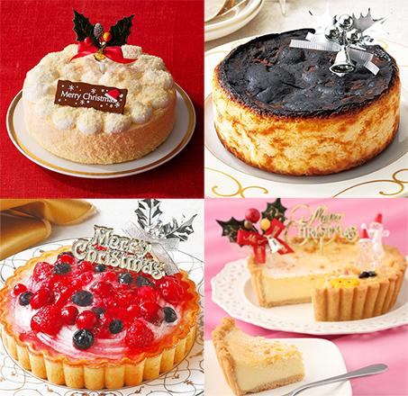 クリスマス限定チーズケーキのおすすめ10選!