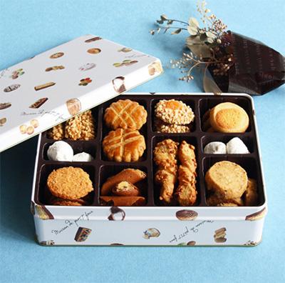 入りクッキーのおすすめ「メゾン・ド・プティ・フール」