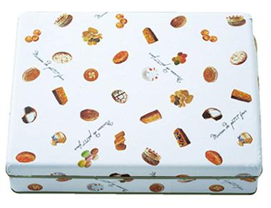 缶入りクッキーのおすすめ「メゾン・ド・プティ・フール」
