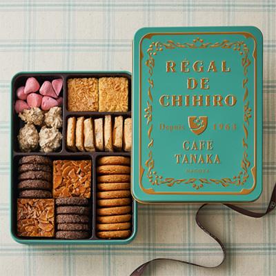 缶入りクッキーのおすすめ「レガル・ド・チヒロ」