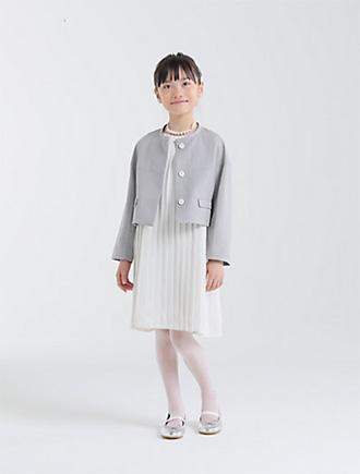 女の子の入学式スーツ・ワンピースおすすめ「アーチ&ライン」01