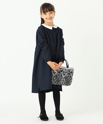 女の子の入学式スーツ・ワンピースおすすめ「アーチ&ライン」02