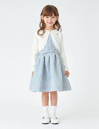 女の子の入学式スーツ・ワンピースおすすめ「ケイトスペード」02