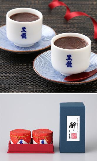 日本酒のチョコレート「森八大名閣」