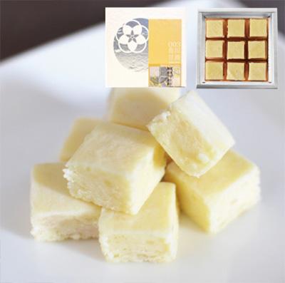 大丸松坂屋のバレンタイン「カネス製茶」