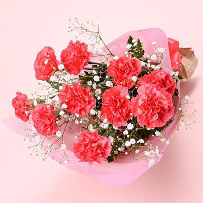 母の日のお花とスイーツのセット「京王百貨店」02
