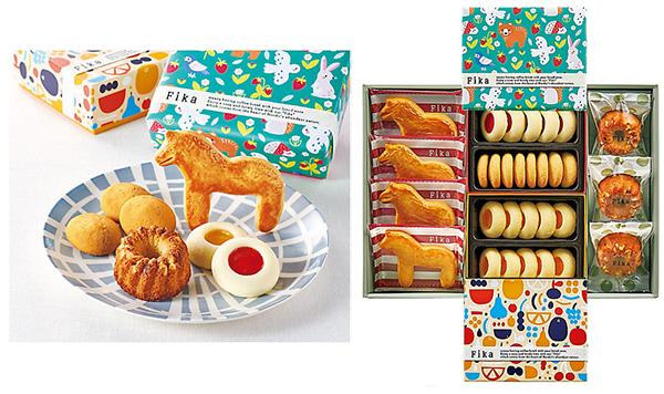 お中元「三越伊勢丹/フィーカのクッキー」