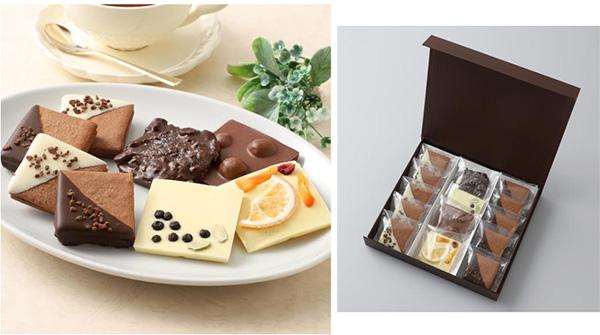 お中元「高島屋/ショコラボのチョコレート」