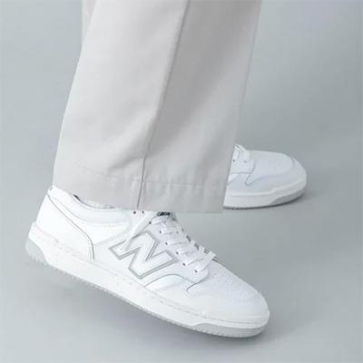 白スニーカーおすすめ「ニューバランス」02
