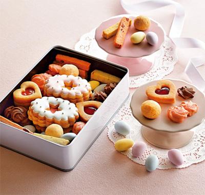 缶入りクッキーのおすすめ「マドモワゼルC」
