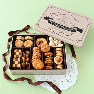 缶入りクッキーおすすめ「レタンプリュス」