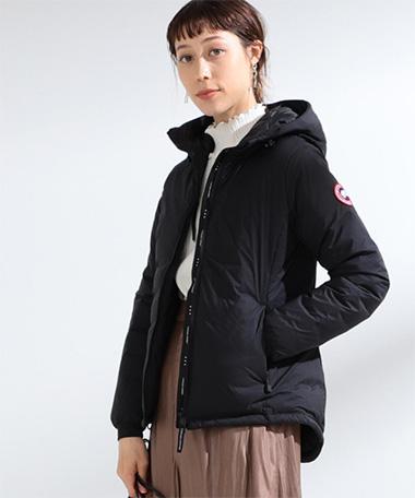 ダウンブランド「カナダグース」のコート03