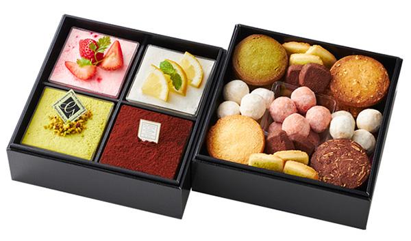 2021スイーツおせち洋菓子「キュダモ(阪急)」