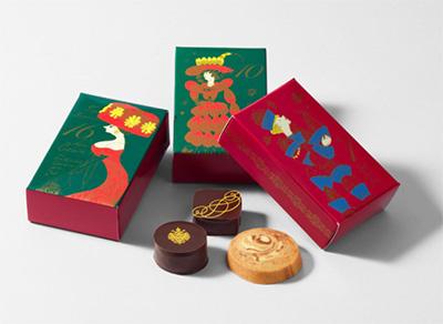 2021年お菓子のアドベントカレンダー「デメル」詳細
