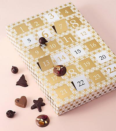 2021年お菓子のアドベントカレンダー「パスカル・ル・ガック」